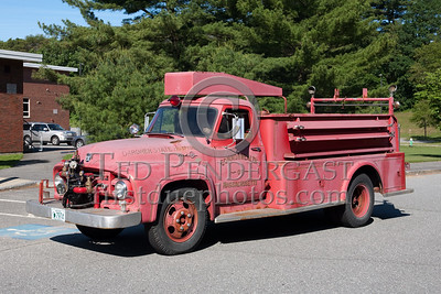 Former Gardner State Hospital - Commonwealth Of Massachusetts Engine Company. Photo Taken At The 2009 Lynnfield MA SPAAMFA Muster