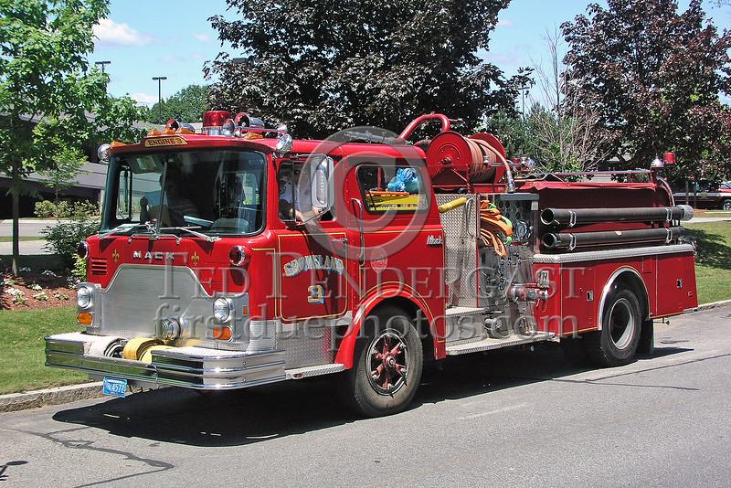 Groveland,MA Engine Co. 3