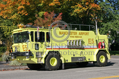 Manchester NH Airport Fire/Rescue Engine Co.5