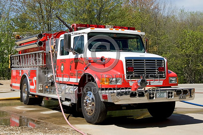 Engine Co. 1, 1997 KME 1250gpm - NH State Fire Academy (Concord,NH) - Box 52 Association Bus Trip to Southern NH with visits to the NH State Fire Academy in Concord NH and the Laconia NH Fire Dept.