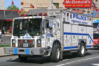 NYPD ESU Truck 8