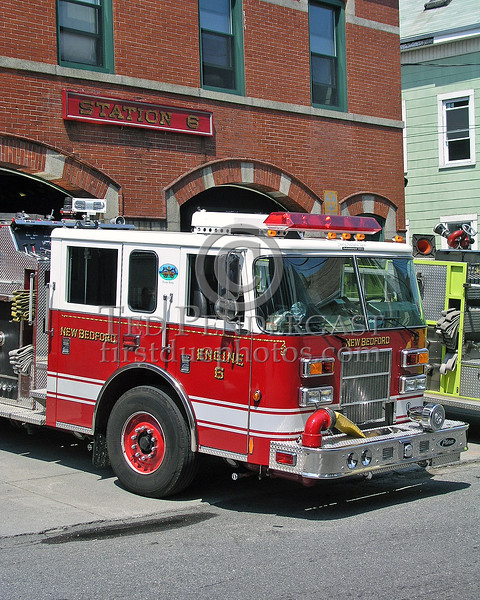 New Bedford,MA Engine Co. 6