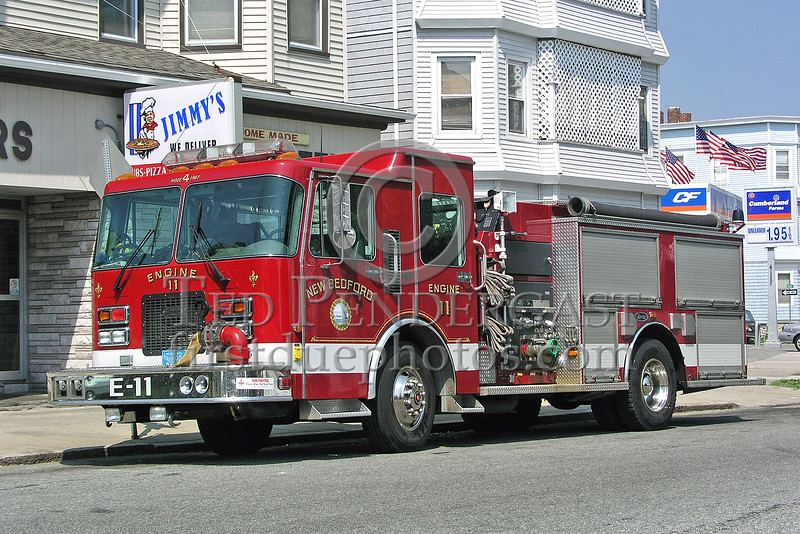 New Bedford,MA Engine Co. 11