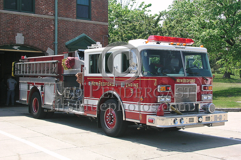 New Bedford,MA Engine Co. 9