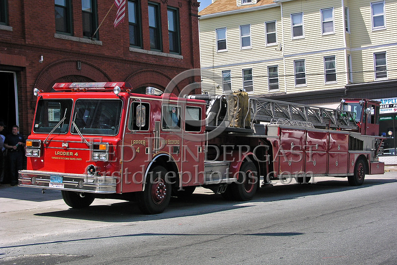 New Bedford,MA Ladder Co. 4