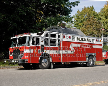Merrimack NH Rescue 1