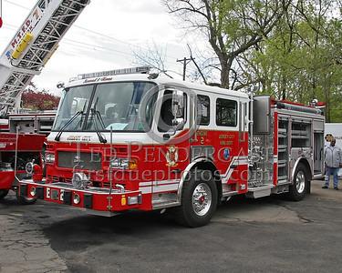 Jersey City NJ Engine Co 2 - Brand new