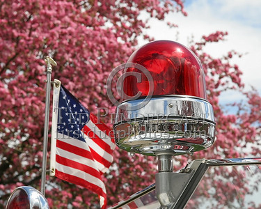 River Edge NJ Company No.2 - Engine Co 2 - Beacon light