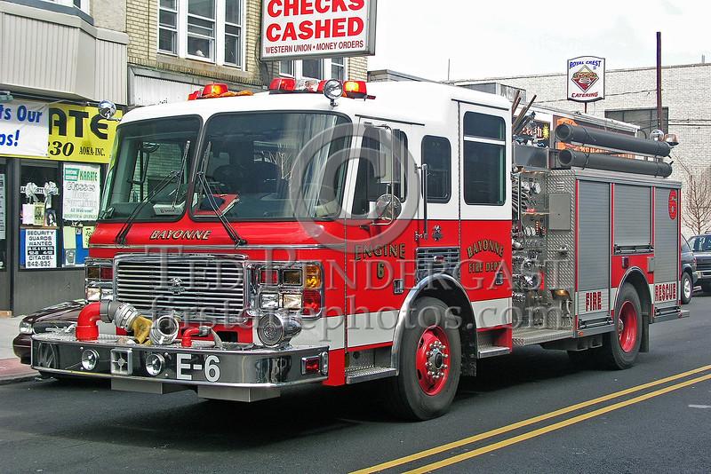 Bayonne,NJ Engine Co. 6