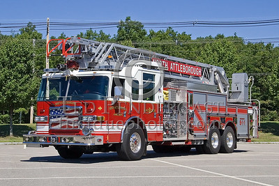 North Attleboro, MA - Ladder Co 1 - IFBA National Convention (NEFCON '07) - Boston to Providence Bus Trip