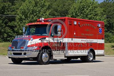 Tiverton, RI - Rescue Co 1 - IFBA National Convention (NEFCON '07) - Boston to Providence Bus Trip