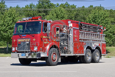 Wrentham, MA - Tanker 1 - IFBA National Convention (NEFCON '07) - Boston to Providence Bus Trip