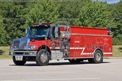 Walpole, MA - Engine Co 6 - IFBA National Convention (NEFCON '07) - Boston to Providence Bus Trip