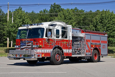 North Attleboro, MA - Engine Co 5 - IFBA National Convention (NEFCON '07) - Boston to Providence Bus Trip