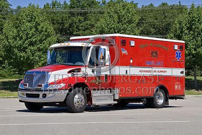 North Attleboro, MA - Rescue Co 5 - IFBA National Convention (NEFCON '07) - Boston to Providence Bus Trip
