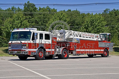 Attleboro, MA - Ladder Co 1 - IFBA National Convention (NEFCON '07) - Boston to Providence Bus Trip