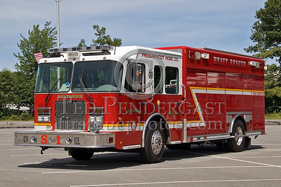 Westbrook, Maine - Presumpscot Hose Co - Squad Co 1 - NEFCON'07 Int'l Fire Buff Assoc. Bus Trip To Portland Maine