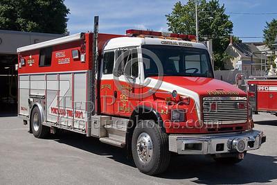 Portland, Maine - Rescue Co 1 - NEFCON'07 Int'l Fire Buff Assoc. Bus Trip To Portland Maine