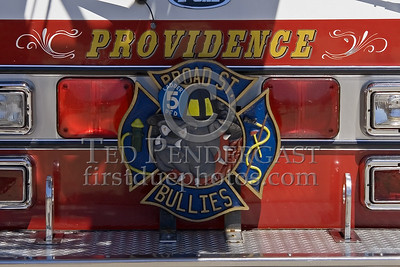 "Providence, RI - Ladder Co 5 ""Broad St Bullies"" - IFBA National Convention (NEFCON '07) - Boston to Providence Bus Trip"