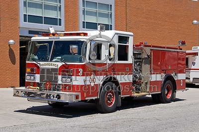 Providence, RI - Engine Co 3 - IFBA National Convention (NEFCON '07) - Boston to Providence Bus Trip