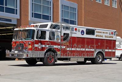 Providence, RI - Special Hazards Co 1 (Spare) - IFBA National Convention (NEFCON '07) - Boston to Providence Bus Trip