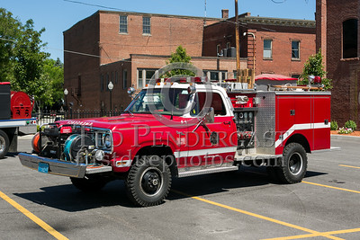 Southbridge MA Rescue 2 1976 Dodge/Pierce 4x4 300/300 - 2013 Box 52 Assn Bus Trip - Quaboag Valley Mass