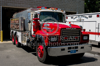 Palmer MA Tanker 1 1992 Mack/TransTech 500/3000 - 2013 Box 52 Assn Bus Trip - Quaboag Valley Mass