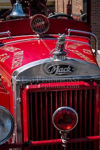 Three Rivers MA Antique 1933 Mack BG Type 50 - 2013 Box 52 Assn Bus Trip - Quaboag Valley Mass