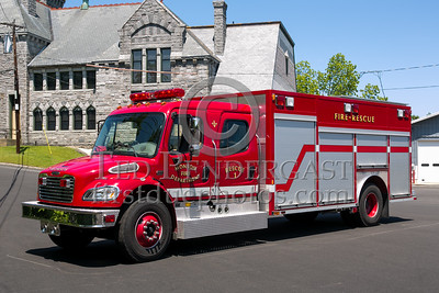 Monson MA Rescue 1 2005 Freightliner/Eone - 2013 Box 52 Assn Bus Trip - Quaboag Valley Mass