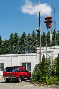 Brimfield MA Fire HQ Siren - 2013 Box 52 Assn Bus Trip - Quaboag Valley Mass