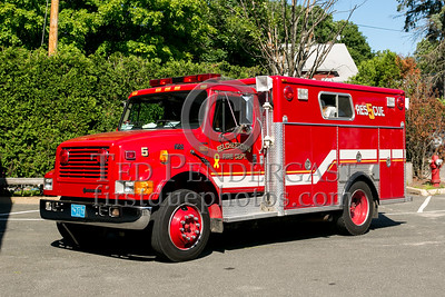 Belchertown MA Rescue 5 1995 International/FireResources - 2013 Box 52 Assn Bus Trip - Quaboag Valley Mass