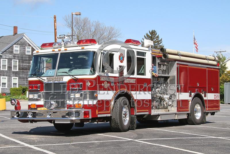 Newbury,MA Engine Co. 9