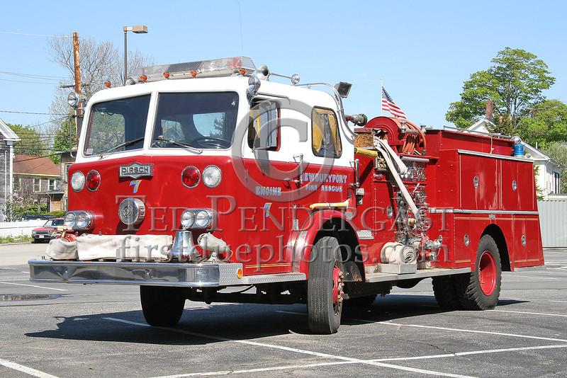 Newburyport,MA Engine Co. 7