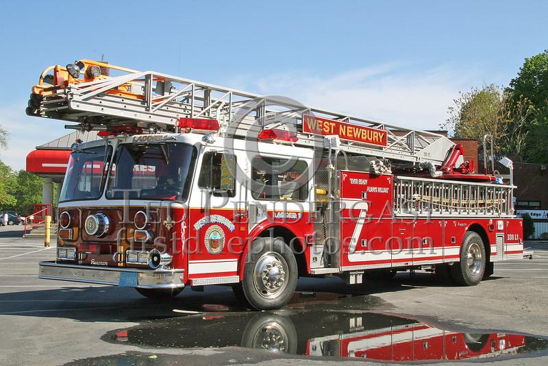 West Newbury,MA Ladder Co. 1