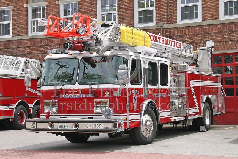 Portsmouth,NH Ladder Co. 2