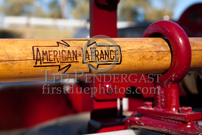 Plaster Hook with American LaFrance logo