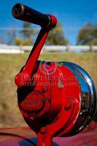 Sterling Siren Fire Horn
