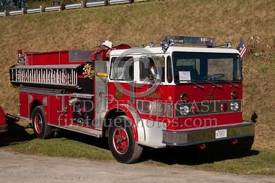 West Stockbridge MA former Engine 2 - 1974 Sanford 1000gpm