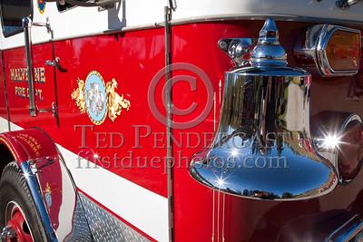 Malverne NY former Engine 433 - 1979 Seagrave pumper 1500/500