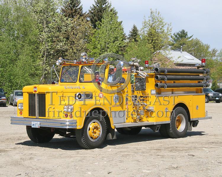 Former Milford,MA Engine Co. 4