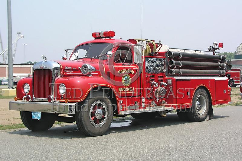 Harvard,MA Engine Co.1