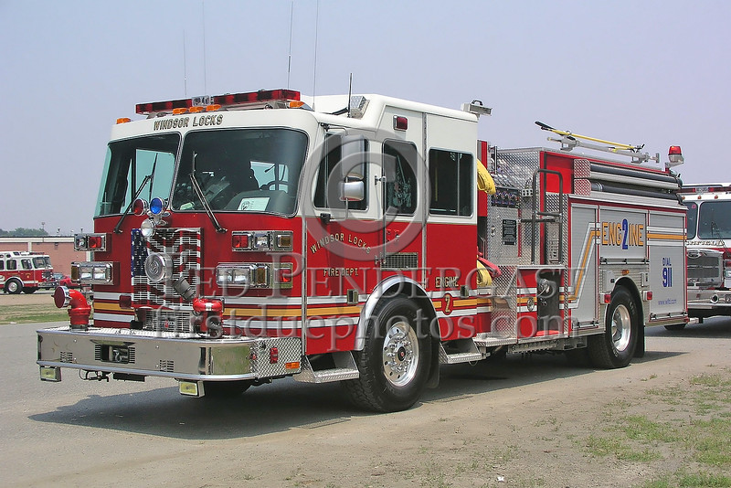 Windsor Locks,CT  Engine Co.2