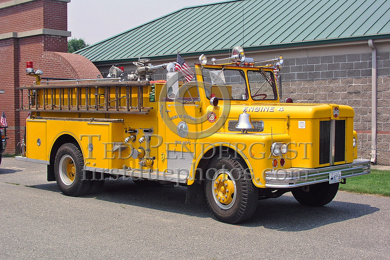 Milford,MA former Engine Co.4