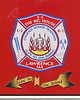 Lawrence,MA Engine Co.5 - Door Patch