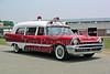Antique Desoto Ambulance