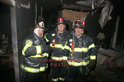 Winthrop, MA Lt. Vinny Zapulla, FF Dennis Boudrow, FF Steve Calandra