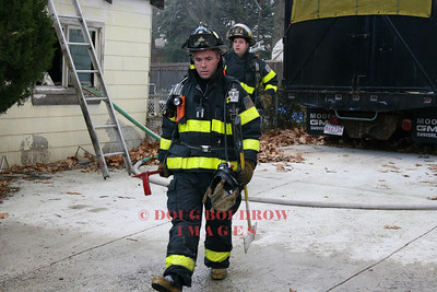Revere, MA Firefighters Charlie Fusco and Paul Calsemetto
