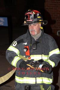 Winthrop, MA - Firefighter Steve Calandra