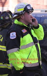 Cataldo Ambulance Supervisor John Georges