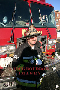 Late Vinny Russel, Lt Boston FD